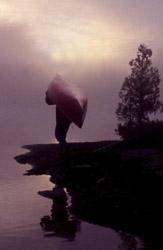 Evening Portage