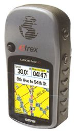 Garmen Etrex Legend C<br /> Mapping GPS