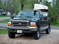This Roof Rack Is Designed For Use On A Pickup With Cap It Will Require Drilling Through The And Bolting To